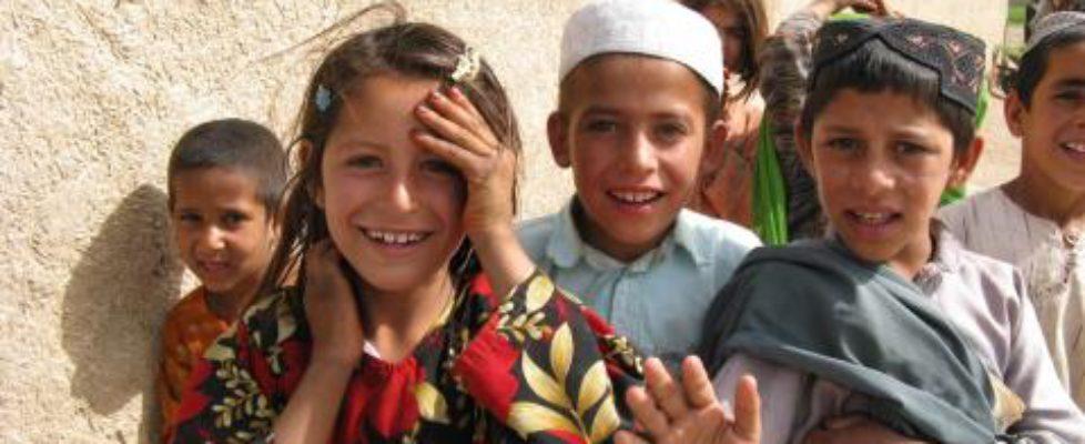 CHILDREN OF AFGHANISTAN afghan_children