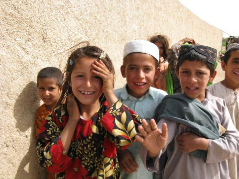CHILDREN OF AFGHANISTAN afghan_children