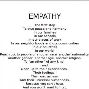 Products The Empathy Symbol